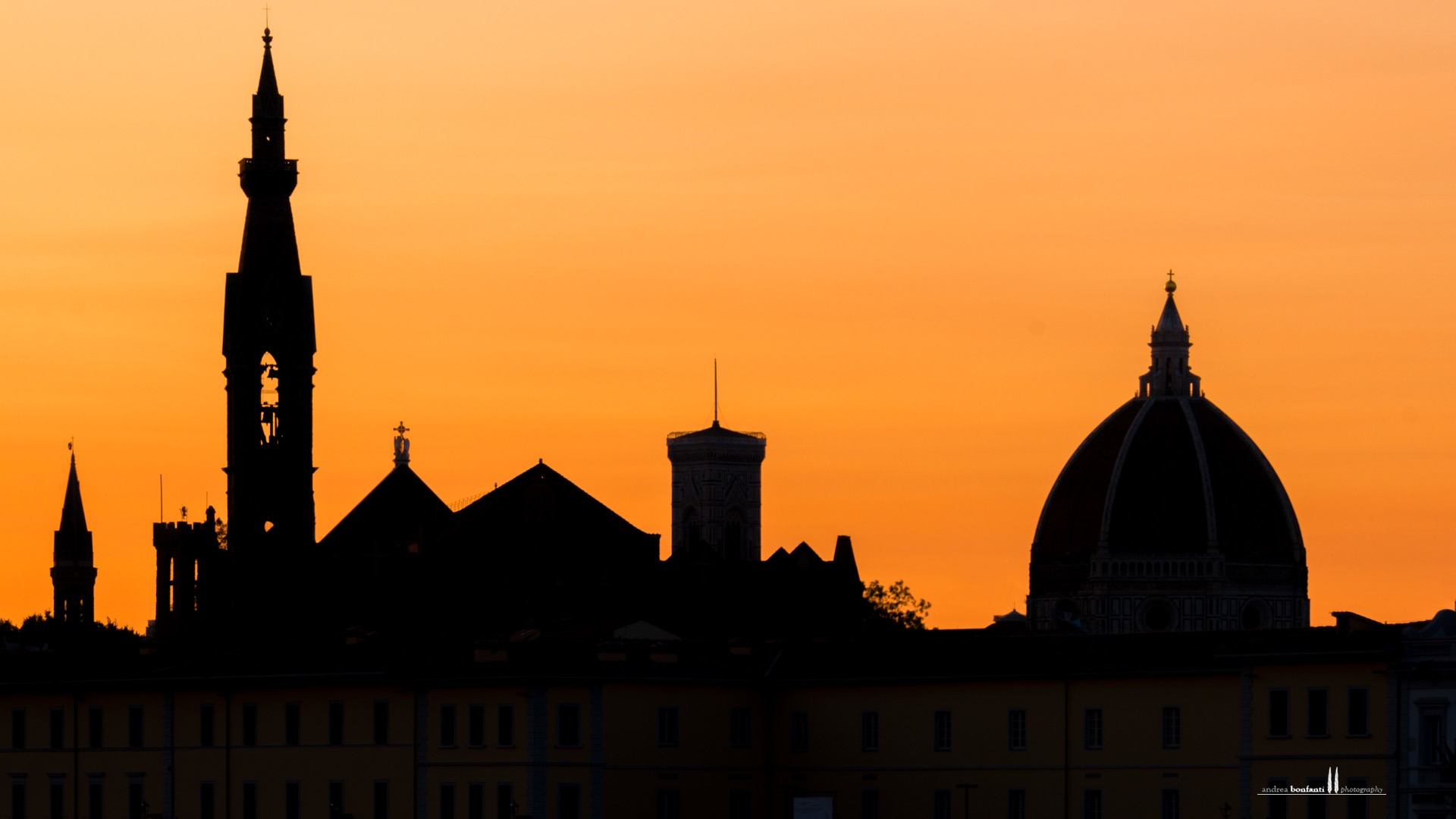 a florence silhouette